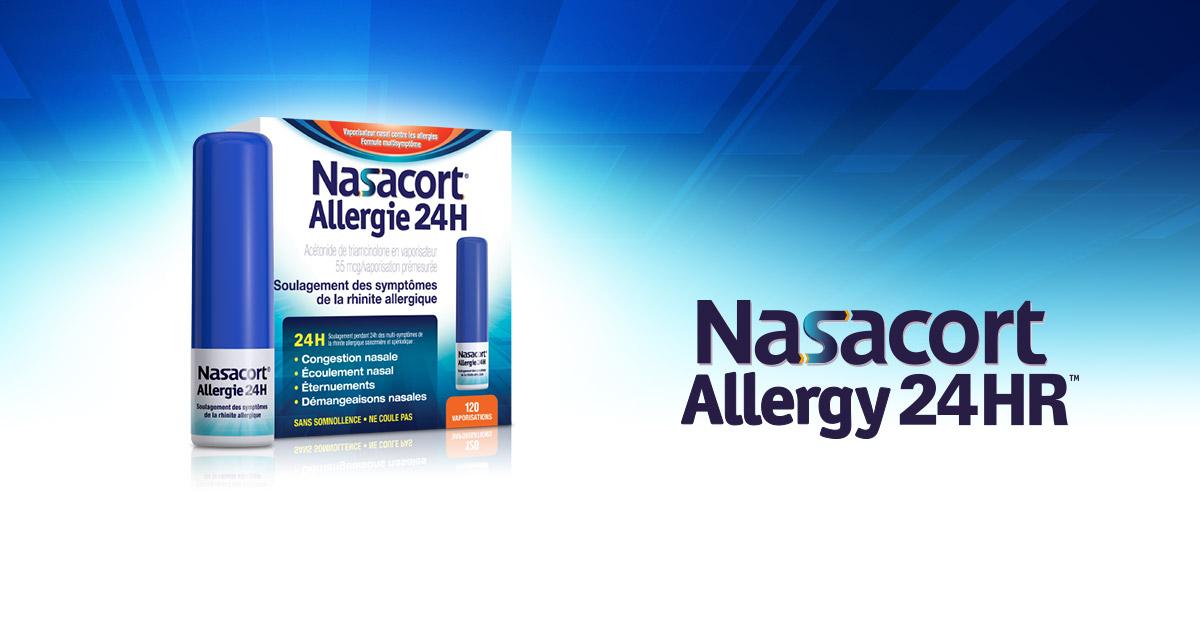 How To Use Nasacort Allergy 24hr Nasal Spray