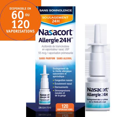 nasacort allergie 24h vaporisateur nasal disponible sans ordonnance. Black Bedroom Furniture Sets. Home Design Ideas